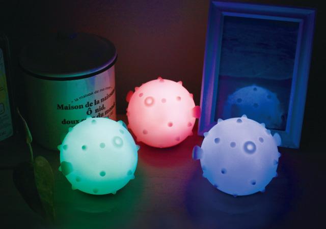 Blowfish Bath Light | Dreams Inc.