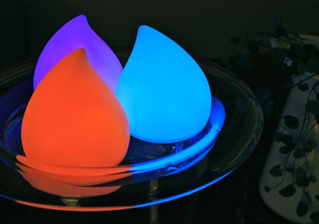 Drop Rainbow Bath Light | Dreams Inc.